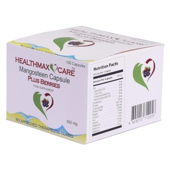 Healthmax Care Mangosteen Plus Berries Price Philippines