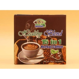 Healthy Blend 15 in 1 Herbal Coffee 10's