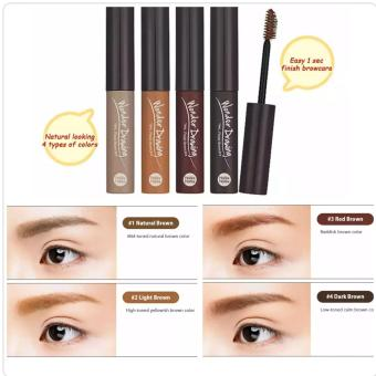 Holika Holika Wonder Drawing Brow Mascara (#01 Natural Brown)