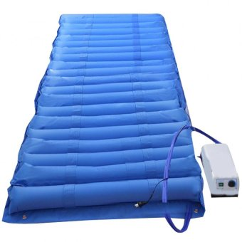 Hospital Air Bed Mattress Anti Decubitus Mattress Tubular (Blue)