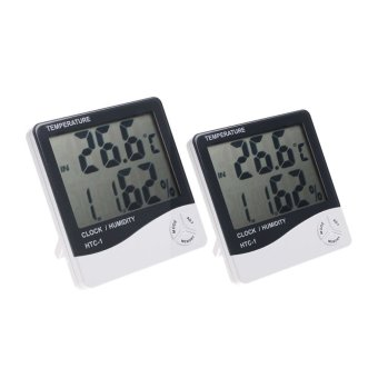 HTC-1 Portable Hygrometer and Thermometer Set of 2 Price Philippines
