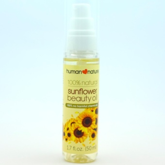 Human Heart Nature Sunflower Beauty Oil 50ml