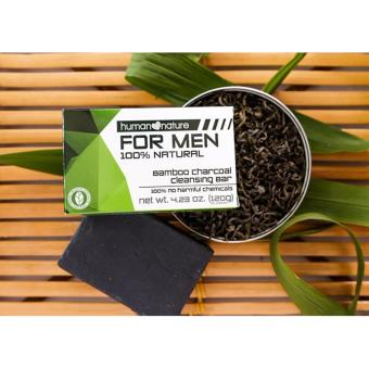 Human Nature Bamboo Charcoal Cleansing Bar Price Philippines