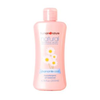 Human Nature Natural Feminine Wash in Chamomile Cool 200ml Price Philippines