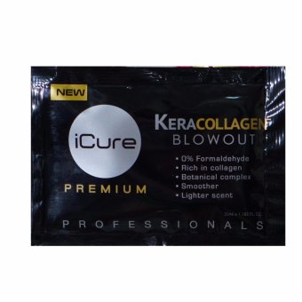 iCure Keracollagen Blowout 35ml Price Philippines