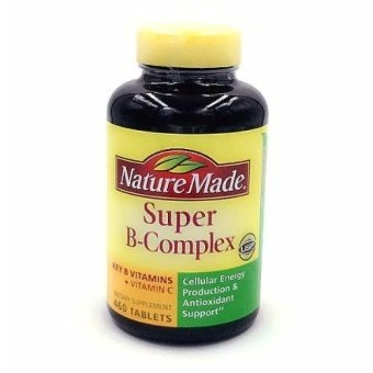 Nature Made Super B-Complex 460 Tablets Price Philippines