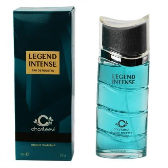 Harga (CH-1816)CHANLEEVI PERFUME LEGEND INTENSE UNIQUE CHARISMA EAU DE TOILETTE