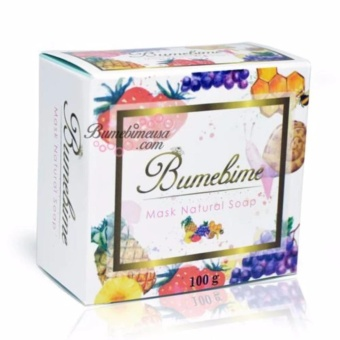 Harga Bumebime Mask Natural Soap