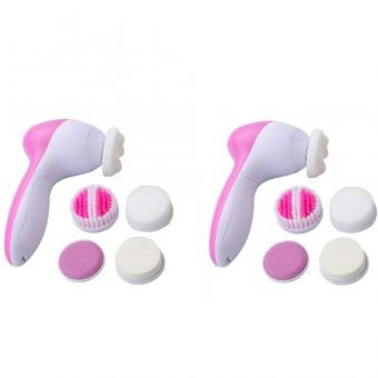 5 IN 1 Beauty Face Care Massager Set of 2 Price Philippines