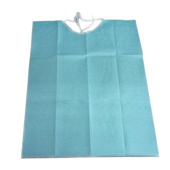 Harga 50 Pcs Non-woven Fabrics Disposable Bibs Sheets Bib for Dental Office