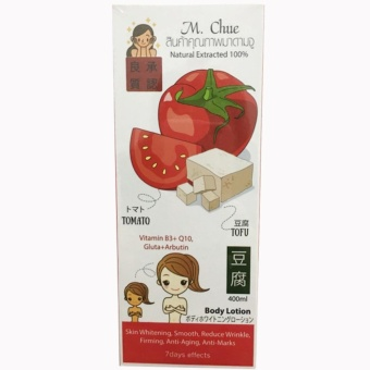 Harga M. Chue Tomato+Tofu Body Lotion 400ml