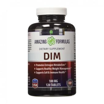 Amazing Nutrition DIM 100 Mg 120 Tablets Price Philippines