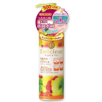 Harga Meishoku Detclear Bright & Peel (Mixed Fruits)