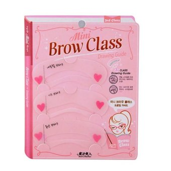 Harga Mini Brow Class Brow Guide