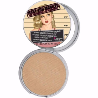 Harga TheBalm Mary-Lou Manizer (Highlighter, Shimmer, Eyeshadow)