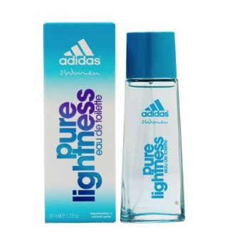 Harga Adidas Pure Lightness Eau De Toilette for Women 50ml