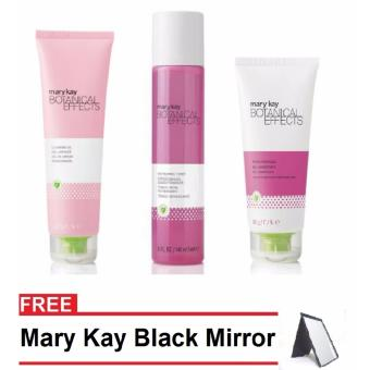 Mary Kay Botanical Evolution Regimen Set with FREE Mary Kay Black Mirror Price Philippines