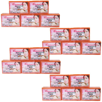 Beauche Beauty Bar Soap 90g Set of 20 Price Philippines