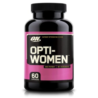 Optimum Nutrition Opti-Women, 60 Capsules Price Philippines