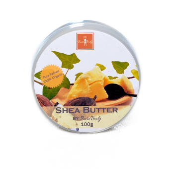 Bare Body Ph 100% Pure Shea Butter 100g Price Philippines