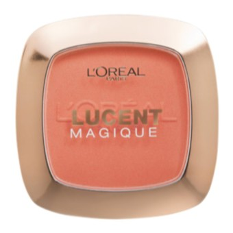 L'Oreal Paris Lucent Magique Mono Blush 3.5g (Earthy Coral) Price Philippines