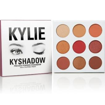 KYLIE Cosmetics The Burgundy Palette Kyshadow Price Philippines