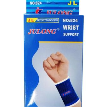 Julong Wrist Support (Blue) Price Philippines
