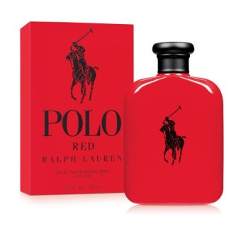 Harga Ralph Lauren Polo Red 125ml