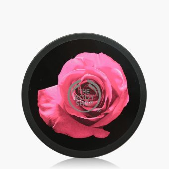 The Body Shop British Rose Instant Glow Body Butter 200 mL Price Philippines