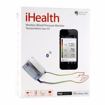 Harga iHealth Wireless Arm Type Blood Pressure Monitor