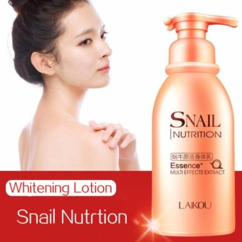 Laikou Snail Nutrition Whitening Lotion Price Philippines