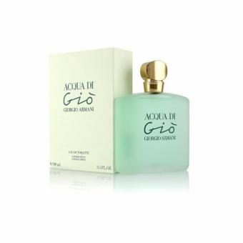 Harga Giorgio Armani Acqua di Gio Eau de Toilette for Women 100ml