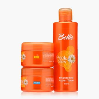 Harga Bellic Peel and Glow Set