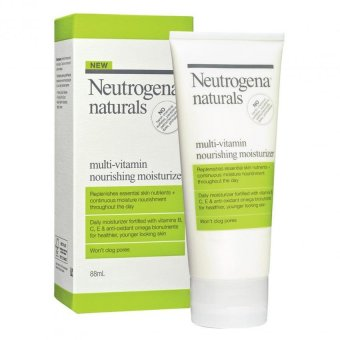 Neutrogena Naturals Multi-Vitamin Nourishing Moisturizer Price Philippines