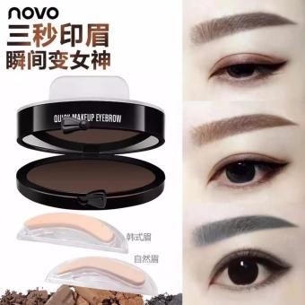 Harga QF SHEZI Magic Eyebrow Makeup Stamp