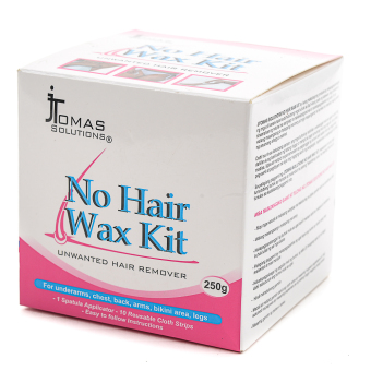 Harga JTomas Solutions No Hair Wax Kit