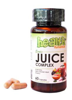 Health Funatics Mangosteen Exotic Juice Complex 60 Capsules Price Philippines