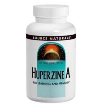 Harga Source Naturals Huperzine A, 200mcg, 120 Tablets