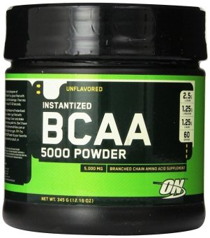 Optimum Nutrition Instantized BCAA 5000mg Powder 345g Price Philippines