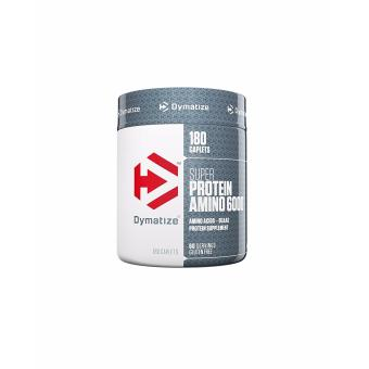 Dymatize Super Amino 6000 Extended Release Formula, 180 Caplets Price Philippines