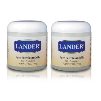 LANDER Pure Petroleum Jelly 198g, Set of 2 Price Philippines