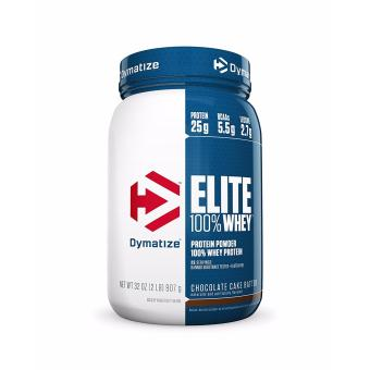 Dymatize Elite 100% Whey Protein 2 lbs Chocolate Cake Batter, Price Philippines