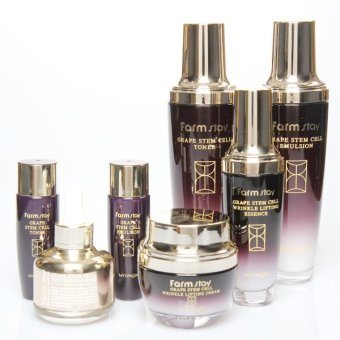Harga Farm Stay Grape Stem Cell Skin Care 5-piece Set