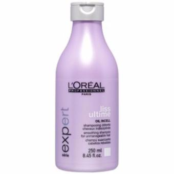 Loreal Paris Liss Unlimited Keratin Oil Complex Shampoo 250ml Price Philippines