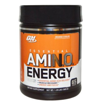 Optimum Nutrition Essential Amino Energy (Orange Cooler) Price Philippines