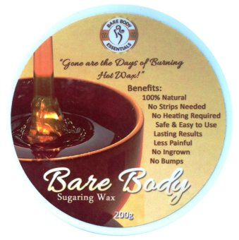 Bare Body PH Sugaring Wax Hair Remover 200g Price Philippines