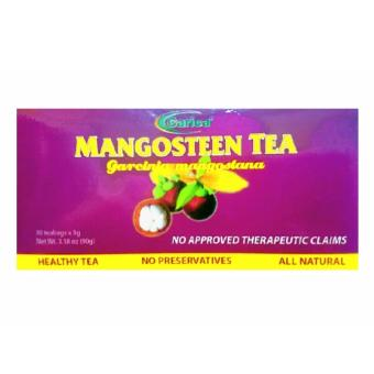 Carica Mangosteen Tea 30 teabags x 3g Price Philippines
