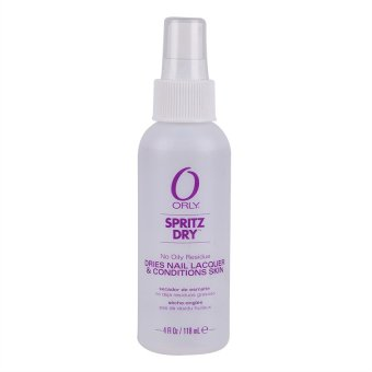 Harga Orly Spritz Dry Quick-dry Conditioning Mist 4oz