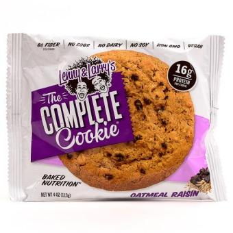 Lenny & Larry's Complete Cookie Oatmeal Raisin 113g Set of 6 Price Philippines