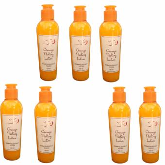 Harga Orange Peel Lotion 100ml Set 7